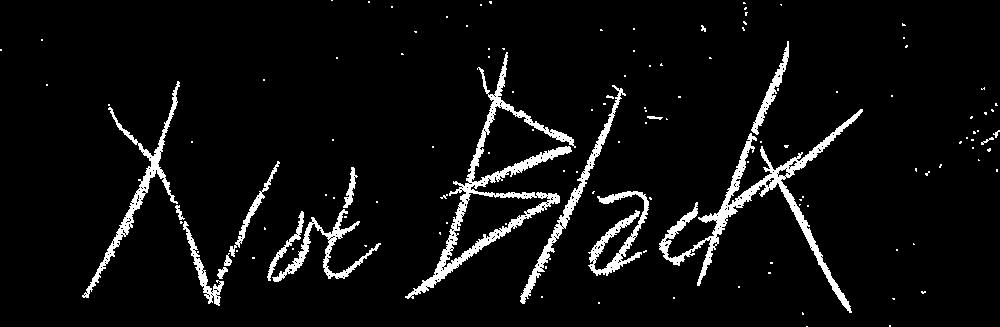 NOT-BLACK