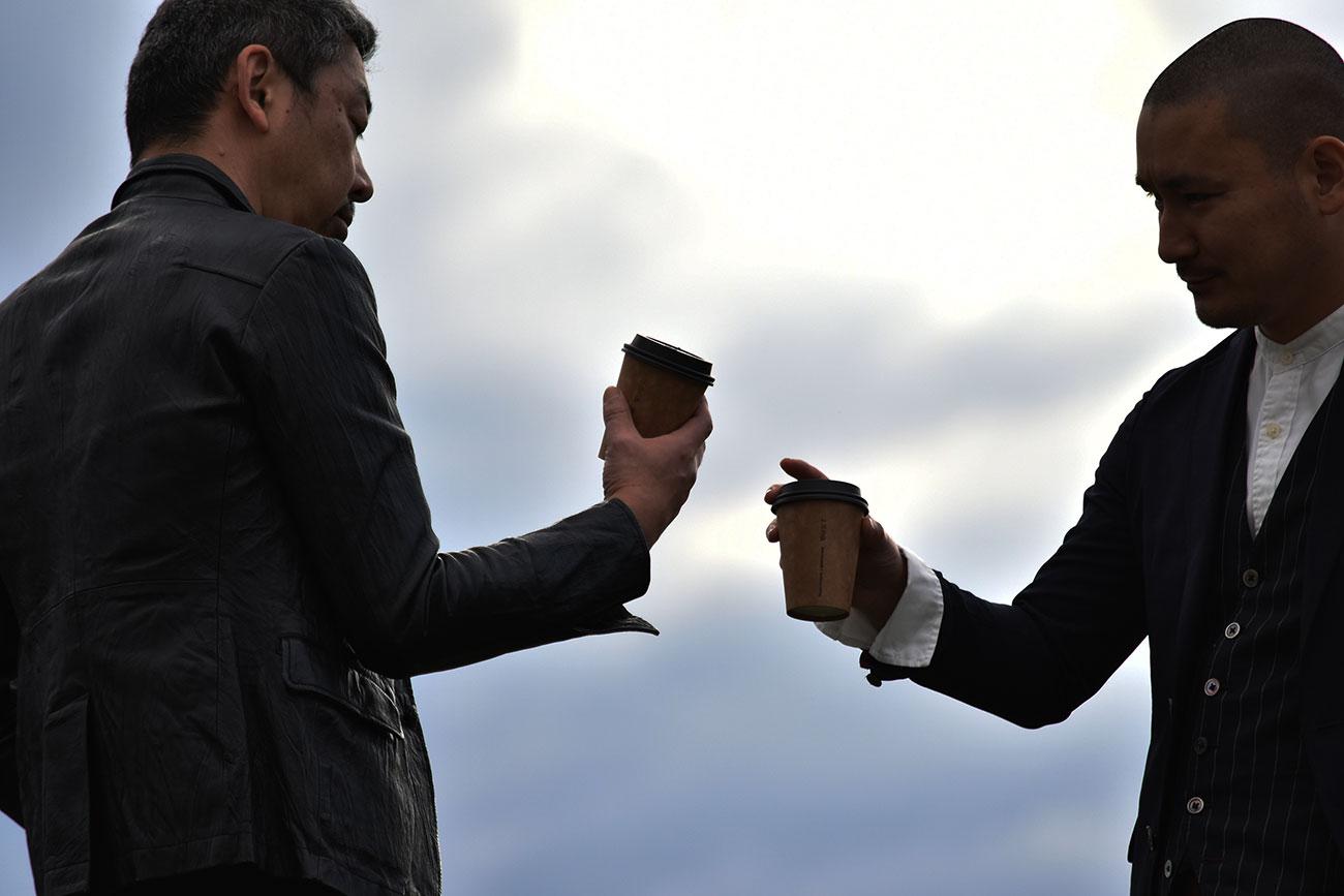ハンドドリップチャンピオンISSEI OGOMORI氏をお招きして RED POISONの豆を尾籠流ハンドドリップでお楽しみいただきます。
