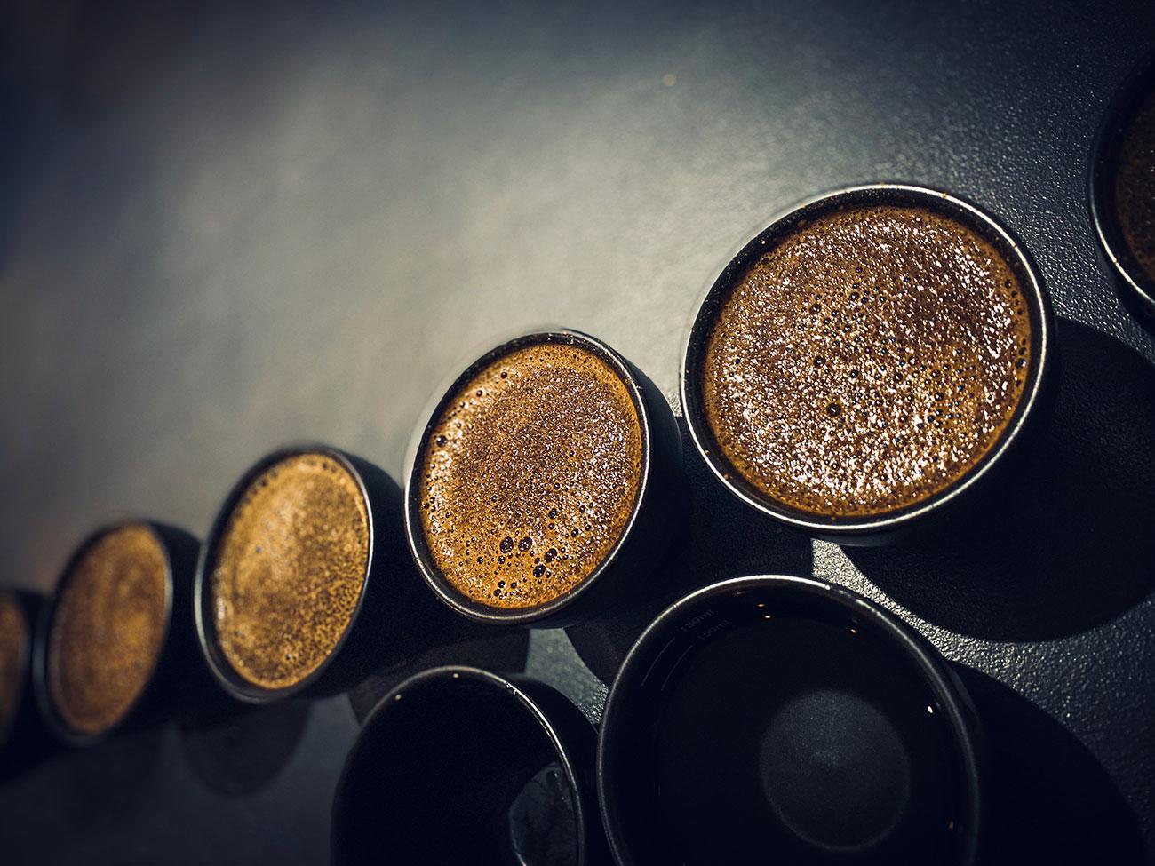 エチオピアのスペシャルティコーヒー 2020 ニュークロップのカッピング